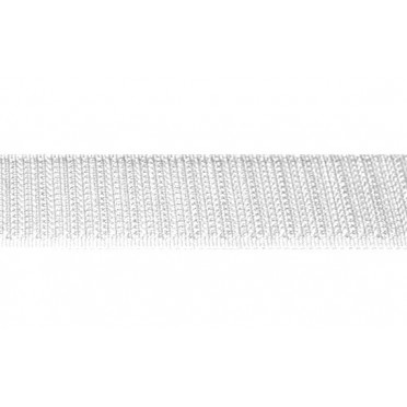 Лента крючковая 3С421, белая