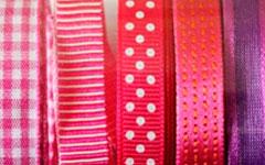 Ленты декоративные, отделочные и кружева (13)