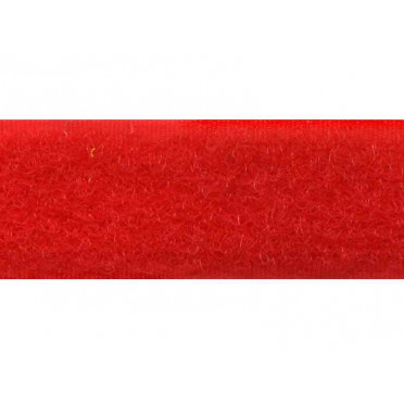 Лента петельная 3С420, красная