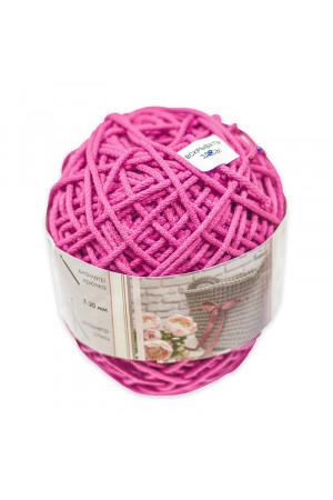Шнур для рукоделия отделочный 60184/200-164, ярко-розовый