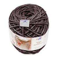 Шнур для рукоделия отделочный 60184/200-033, темно-коричневый