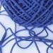 Шнур для рукоделия отделочный 60184/200-171Т, темный василек