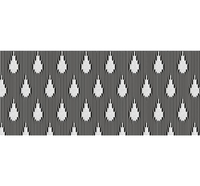 Штора (тюль) Е719