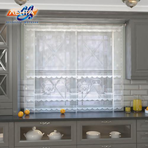 Занавеска на кухню / тюль 05С6012 (р.м74)