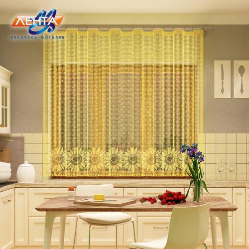 Занавеска на кухню / тюль 10С6434-Г50