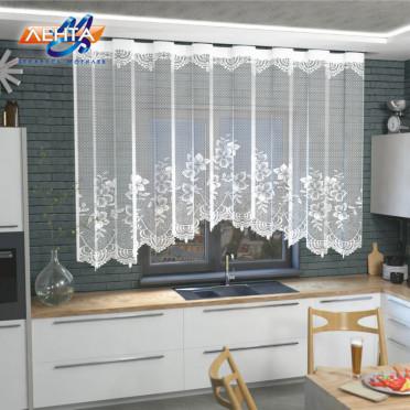 Занавеска на кухню / тюль Р.Е 616Р