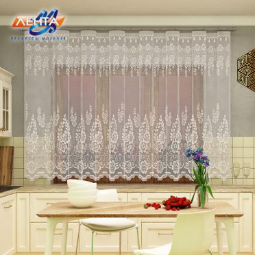 Занавеска на кухню / тюль Р.Е 717Р