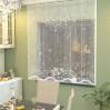 Занавеска на кухню / тюль Р.м 218, 14С6591