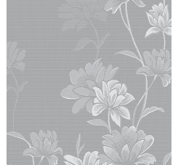 Занавеска для кухни / тюль Р.К45С, ростки
