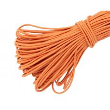 Шнур эластичный 04С2211/10, оранжевый