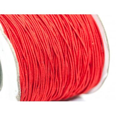 Шнур эластичный 04С2211, красный