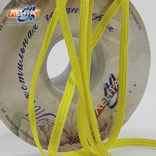 Эластичная лента для пошива повязок 04С2220, черный, белый
