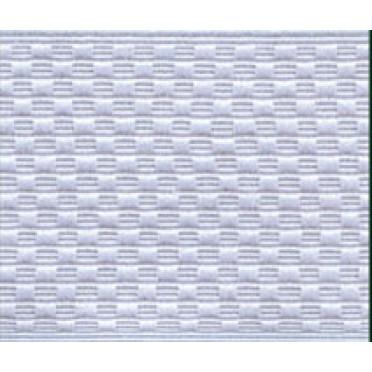 Лента для погон 3651 - cветло-серый без просветов