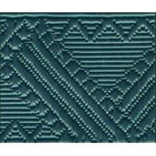 Лента для погон 8971 - генеральский морская волна