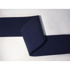 Лента эластичная 8С695 т-синий