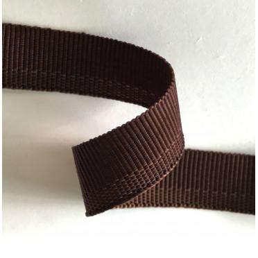 Лента брючная 1С79 коричневый