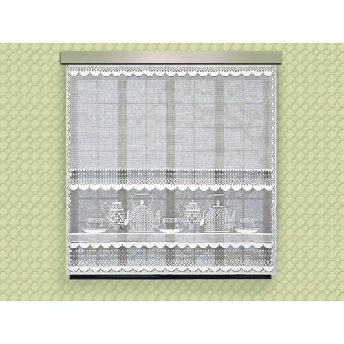Занавеска для кухни, 05С6012, р.м74