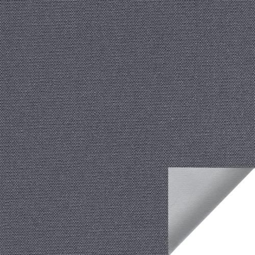 Рулонная штора Альфа alu black-out 1881 темно-серый