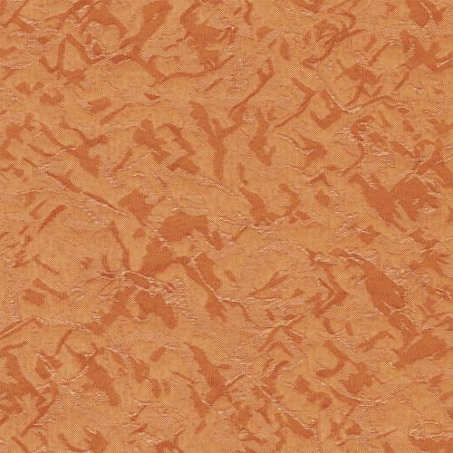 Рулонная штора Шёлк 4290 оранжевый