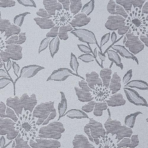 Рулонная штора Камелия 1608 светло-серый
