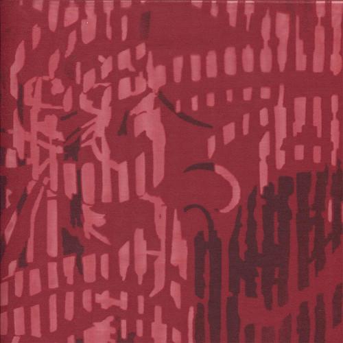 Рулонная штора Греза 4454 красный