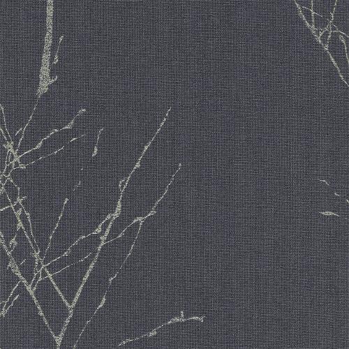 Рулонная штора Тальник 1881 темно-серый