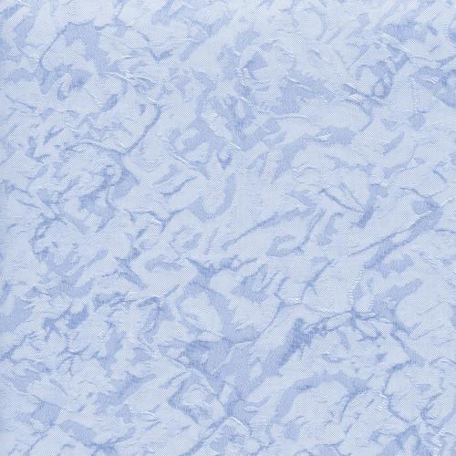 Рулонная штора Шёлк 5172 морозно-голубой(светлый)