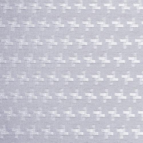 Рулонная штора Марципан 1608 светло-серый