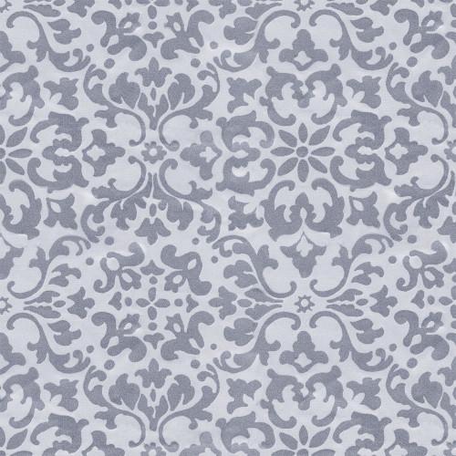 Рулонная штора Ясмин 1608 светло-серый